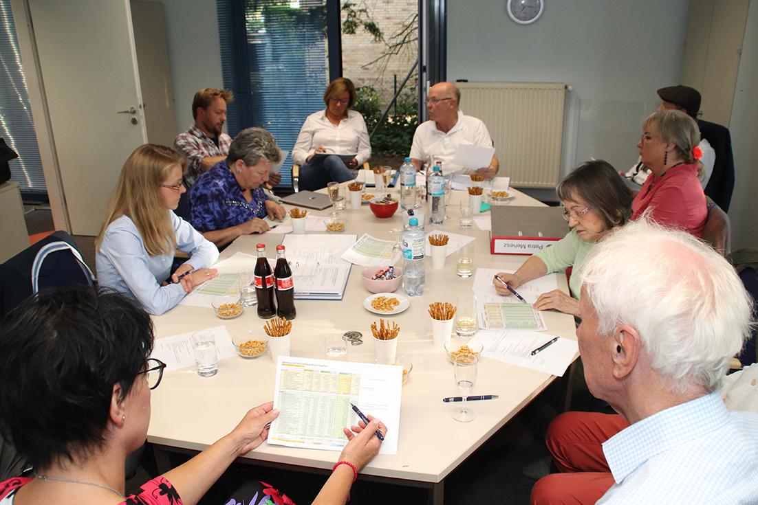 Vorstandsversammlung